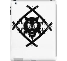 X. Wulf iPad Case/Skin