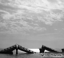 Bridge Over Troubled Water by Jeff Johns