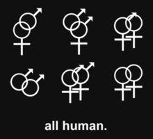 all human. ~preference~ by kev aka 'fuz'