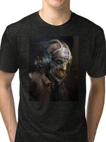 WASTER \M/ Tri-blend T-Shirt