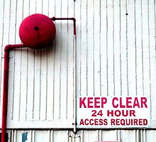 """""""24 Hour Access"""" by Coralie Alison"""
