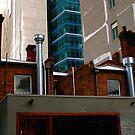 Juxtaposition : Contemporary Melbourne Architecture by CDCcreative