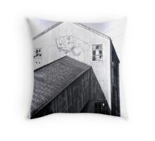 old east perth power station #3 Throw Pillow