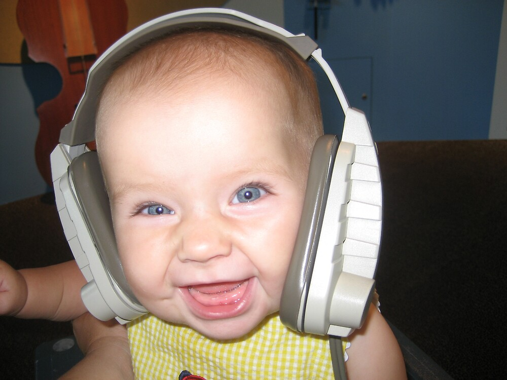 music baby by Elzbieta