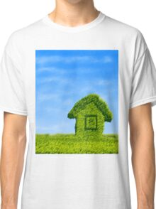Eco house  Classic T-Shirt