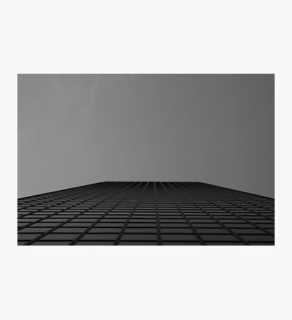 Looking Up v10 - 200 Queen St, Melbourne Photographic Print