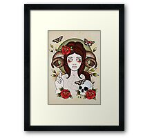Pagan Goddess Framed Print