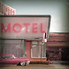 Cadillac Motel by Paul Vanzella