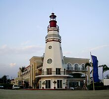 The Lighthouse, Subic Freeport by Carlo Cesar Rodillas
