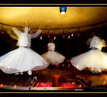 TWIRLING DERVISHES by DebR