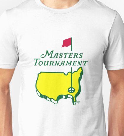 Masters Tournament Unisex T-Shirt