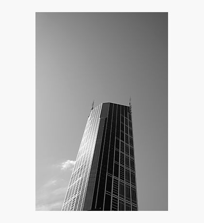 Looking Up v11 - Melbourne Central Photographic Print