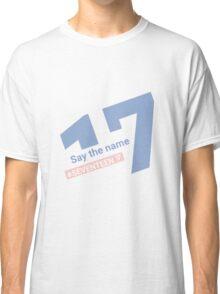 SEVENTEEN CONCERT SHIRT - ROSE QUARTZ AND SERENITY COLORS Classic T-Shirt