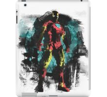 Dressed in Iron iPad Case/Skin