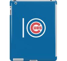 10 Cubs. PJ. iPad Case/Skin
