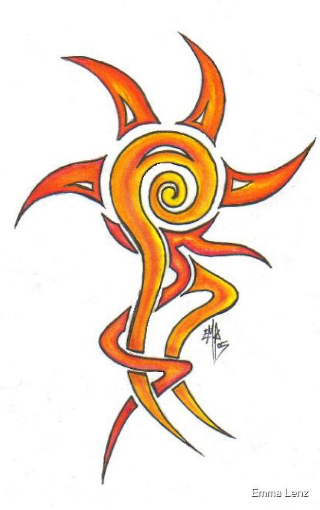 spiral by Emma Lenz