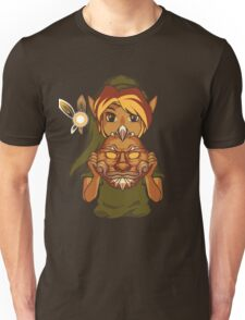 Faces of the Hero - Goron Unisex T-Shirt