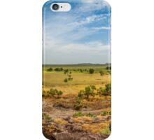 Ubirr Views Panorama iPhone Case/Skin