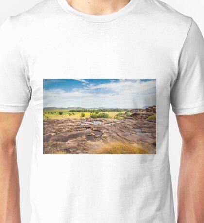 Ubirr Kakadu Unisex T-Shirt