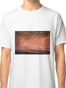 Ubirr Rock Art Classic T-Shirt