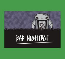 Bad Nightbot Kids Clothes