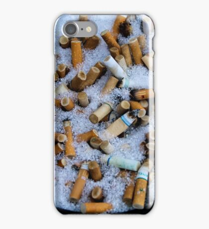 Cold Turkey iPhone Case/Skin