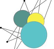Tricolor Atomic Design by pcavins