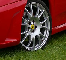 Ferrari Wheel by juanstono