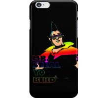 Groose (Mr. Steal-Yo-Bird) iPhone Case/Skin