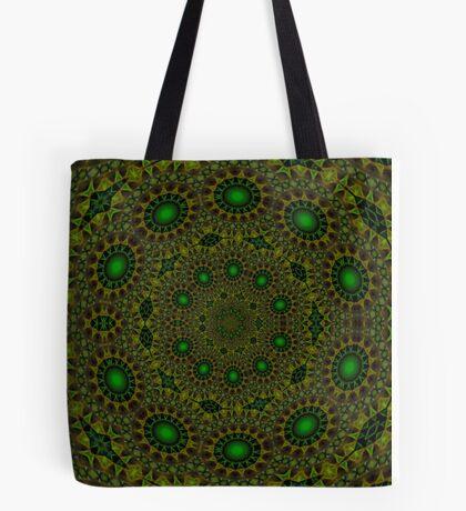 Fortuna Rotae (Forest) Tote Bag