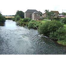 Flour Mill, Etal, Northumberland Photographic Print