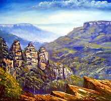 The Three Sisters by Christopher Vidal