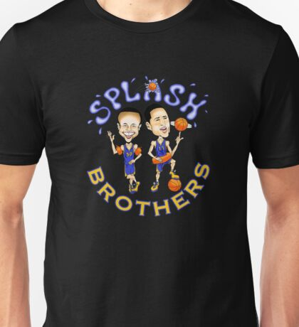 Spash Brothers Unisex T-Shirt