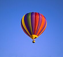 Hot air Balloon by Jeffrey  Sinnock