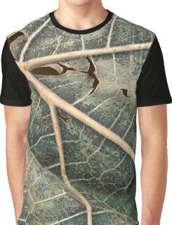 Organic Decay Graphic T-Shirt