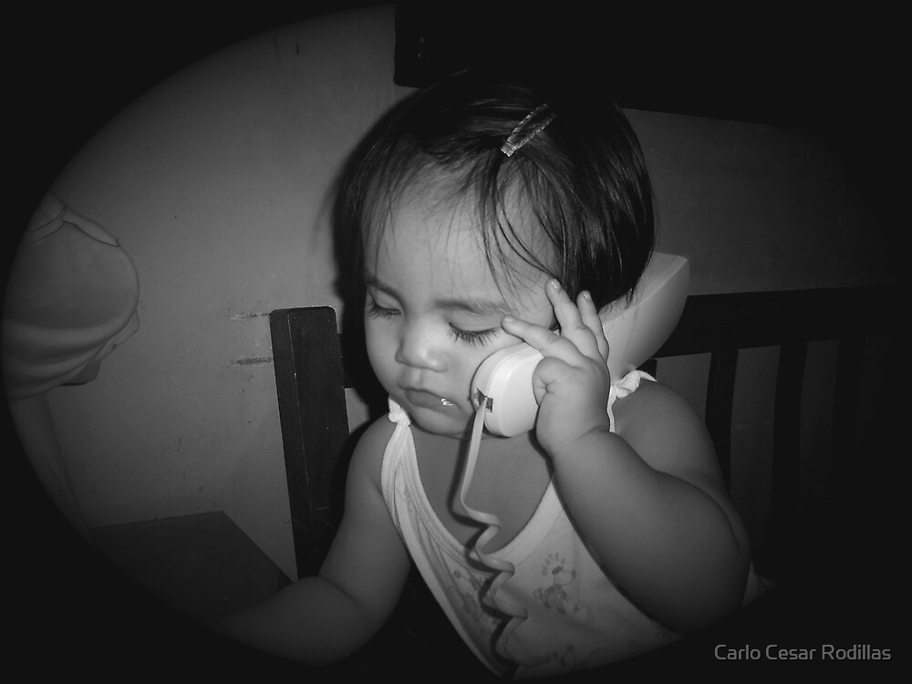 Sorry, Wrong Number by Carlo Cesar Rodillas