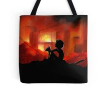 Wasn't the Apocalypse Beautiful Last Night! Tote Bag