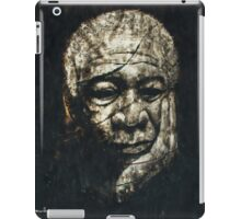 Morgan Freeman iPad Case/Skin