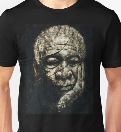 Morgan Freeman Unisex T-Shirt