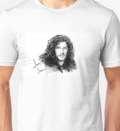 Jon Snow - Game of Thrones Unisex T-Shirt