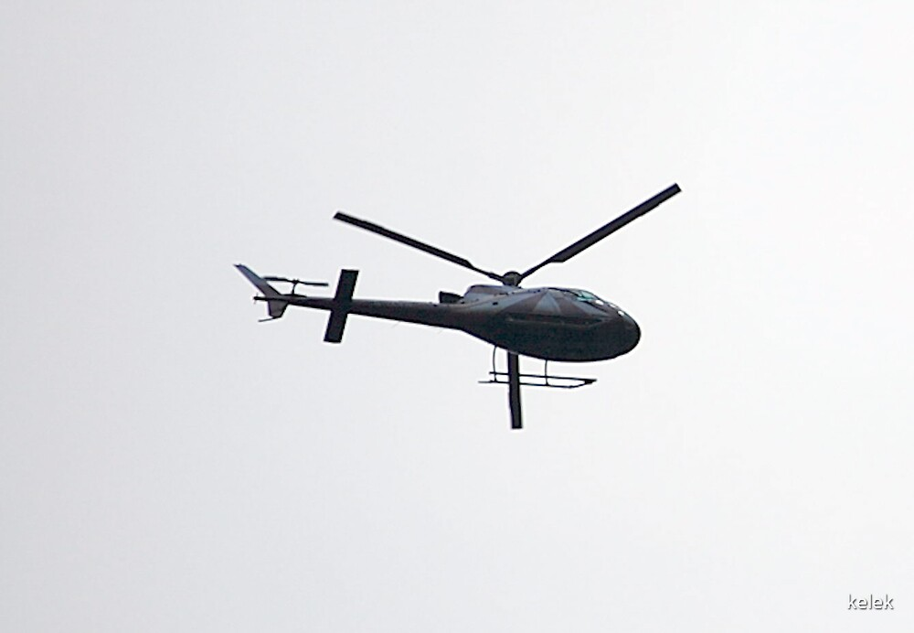 Flying high by kelek