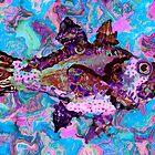 Batik Fish 1 by DigitalMuse