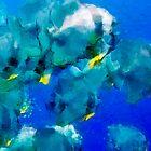 Blue Fish by DigitalMuse