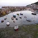 The Harbour at Mousehole by shakey