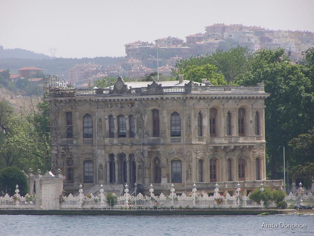 Palace on the Bosporus by Anita Donohoe