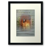 Dreams in the Mist Framed Print