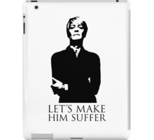 Claire Underwood House of Cards iPad Case/Skin
