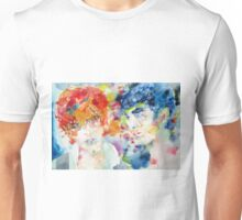 KIM and DIEGO Unisex T-Shirt