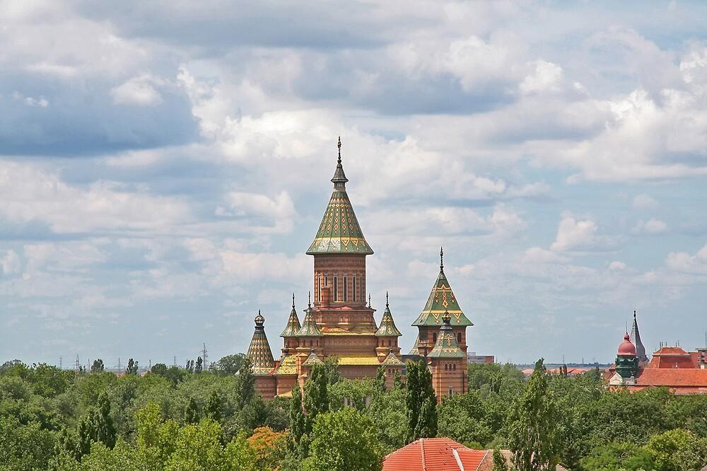 Timisoara in colors IV by GabiB