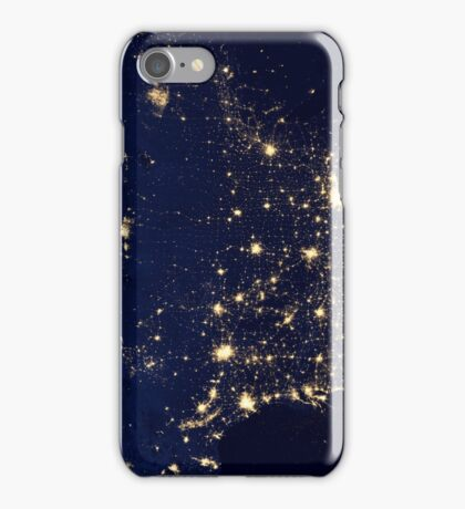 USA spaciale iPhone Case/Skin